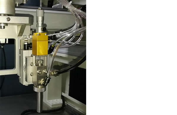 High precision valve can meet high precision  coating requirements